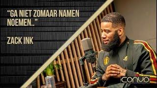 ZACK INK OVER BLUF 9 EN REDEN ACHTER DISSTRACK - CONVO TALKSHOW