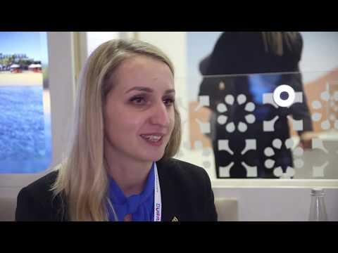 Irina Hebner, associate director of sales, Jumeirah Zabeel Saray
