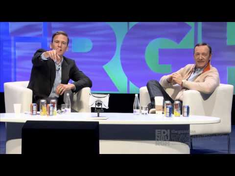 GEITF 2013 - The Post MacTaggart Interview: Kevin Spacey