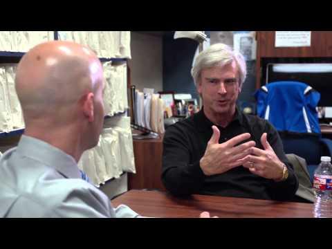 Maestros in Minivans: Professor Jerry Junkin pt 2