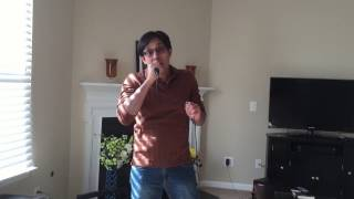 Chirodini Tumi Je Aamar/ Dil Mein Ho Tum ( Karaoke cover)