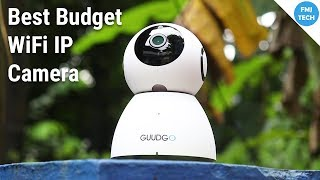 Best Budget WiFi IP Camera - GUUDGO GD-SC03