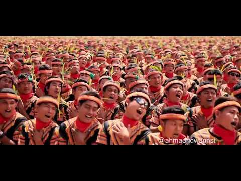 Download Lagu VIRAL !!! Tari Saman 10001 Pecahkan Rekor Muri MP3 Free