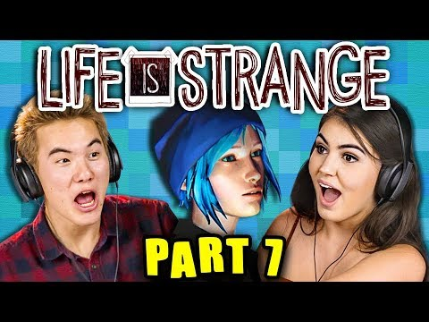 THE BREAK IN!! | LIFE IS STRANGE - Part 7 (React: Gaming)