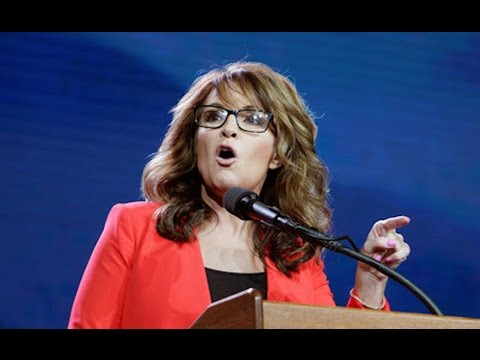 "Correction: Sarah Palin Said BLM Aren't ""Peaceful,"" Not BLM Aren't ""People"""