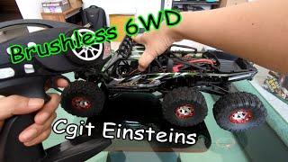 Feiyue FY06 RC Cars Brushless 6WD Yang Menyenangkan Hati :D