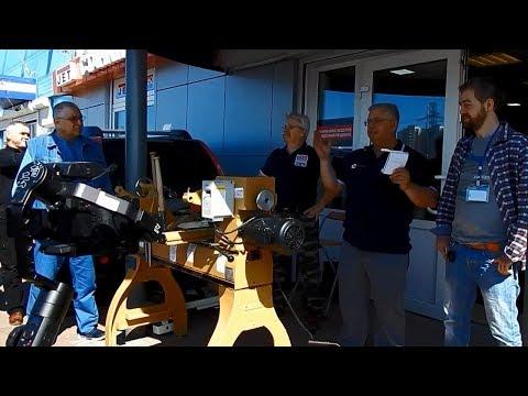 Слет столяров-видеоблогеров в Станкогрупп 2 июня 2018