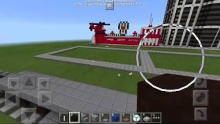 Cara membuat kereta api Indonesia MINECRAFT part 1