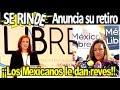No Juntó Ni Una Tercera Parte De Los Requisitos. ¡¡México Despertó!!