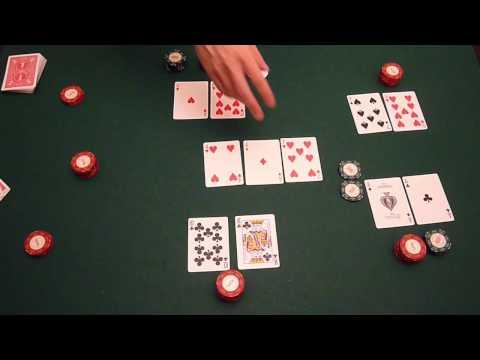 Como jugar al poker en Español: 2. Reglas del poker HD