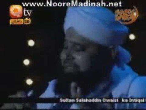 Shab-e-qadr 2008 - Alvida Alvida Mahe Ramazan Part 1 - Owais Raza Qadri video
