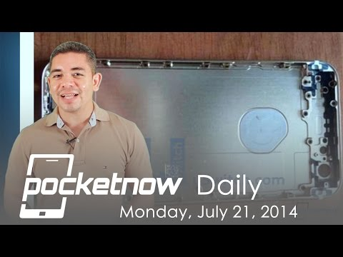iPhone 6 notifications logo, Galaxy Note 4 design, HTC tablets & more - Pocketnow Daily