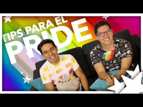 Tips para el Pride Mexico 2016 | Pepe & Teo