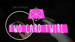 NSS Cardistry Tutorial - Two Card Twirl