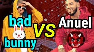 Lo mejor de bad bunny ft Ozuna - (Parodia) te bote remix , anuel ft 6ix 9ine bebe , dura remix