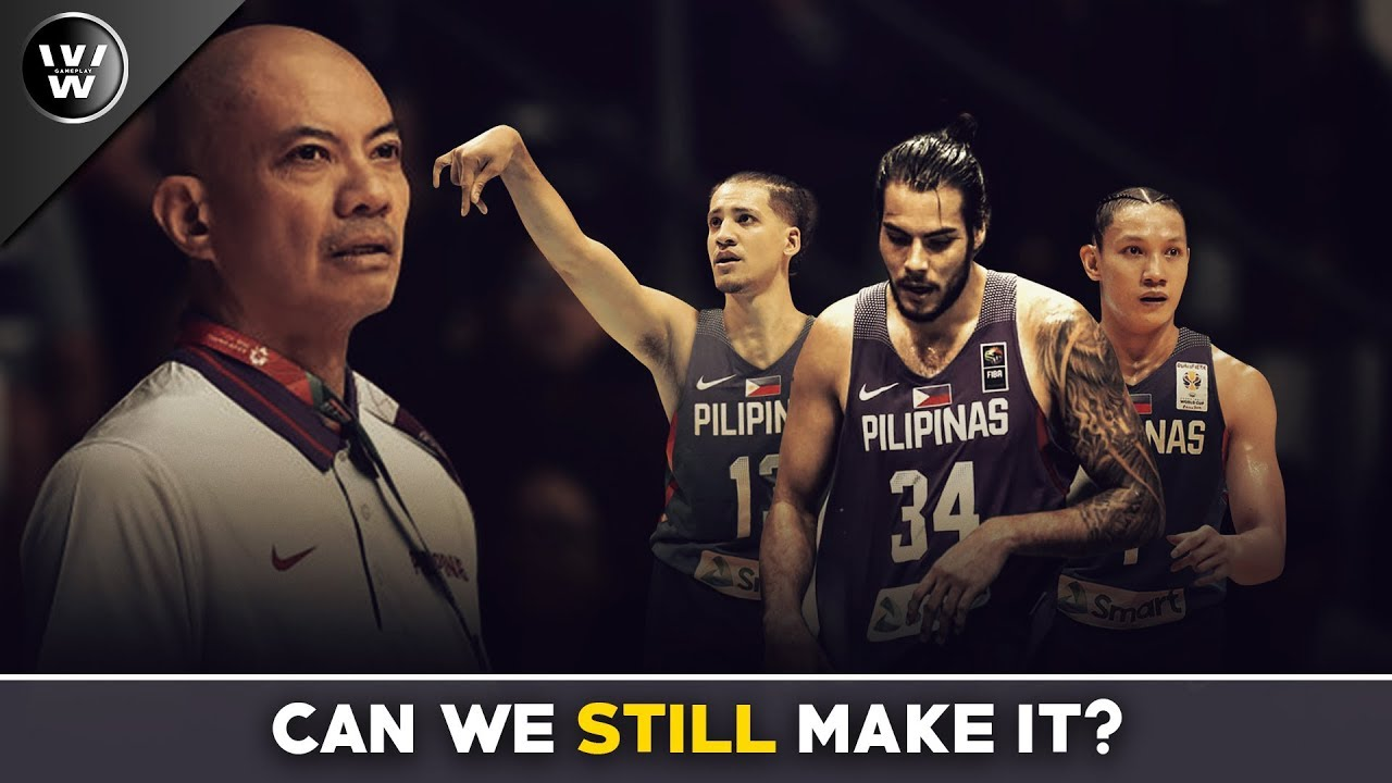 May Pag-asa pa ba ang Pilipinas sa 2019 FIBA World Cup?