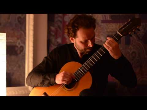 Leo Brouwer - Les Yeux Sorciers Ojos Brujos
