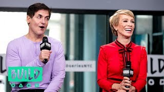 "Mark Cuban, Barbara Corcoran, Kevin O'Leary & Daymond John Talk About Their Hit Show, ""Shark Tank"""