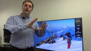 LG predstavuje OLED a UHD televízory pre rok 2018