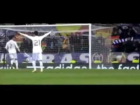 Real Madrid Vs Espanyol 5-0 04/03/12 ALL Goals