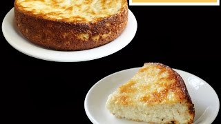Cheese Cake in OTG - Chenna Podo Peetha  in OTG -  Indian Food Andhra Cooking Telugu Vantalu