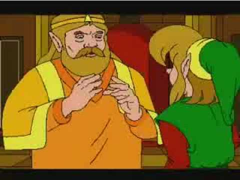 Zelda: Wand of Gamelon Intro (Original Dutch version) [RARE]