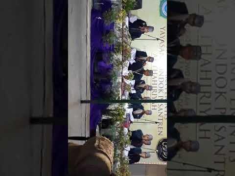 Hayyul Hadi dan Ya Rosulassalam Fesban PP At Thahiriyah Desa Sungon Legowo Bungah