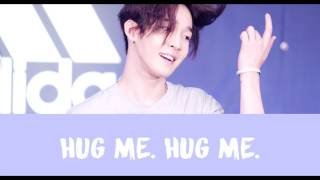 NAMTAEHYUN - HUG ME (ENG LYRICS ON SCREEN)