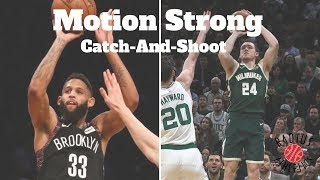 Motion Strong - Straight Cut Catch-And-Shoots
