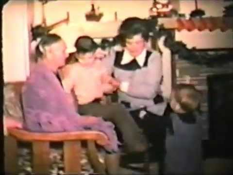 Garland Tx-Don Coldwell home movies-  Hall, Wynne, Roland and Coldwell families part5