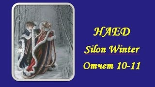 "СП ""ХАЕД""  ✄ HАED Silon Winter ✄ отчет 10-11"