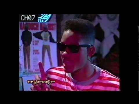 Throwback Clip Of The Week: Will Smith Aka The Fresh Prince Interview & Freestyle w/ Tim Westwood, Circa 1989