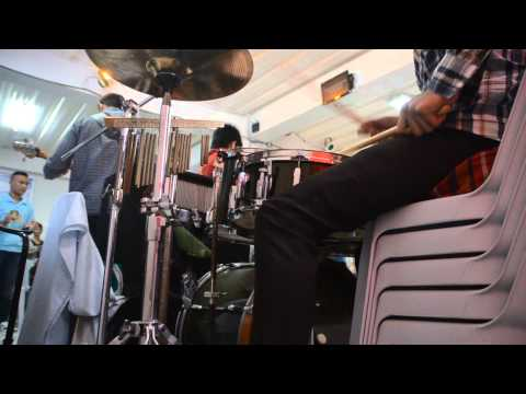 Lord You Are Good - Israel Houghton - Drum Cam video