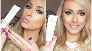 FOAM FOUNDATION?! Elizabeth Arden Flawless Finish Mousse Makeup {First Impression Review & Demo!}