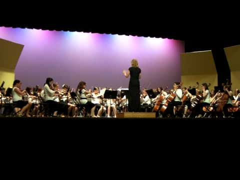 2012 EAST ISLIP MIDDLE SCHOOL 6TH GRADE SPRING ORCHESTRA CONCERT - PART 2