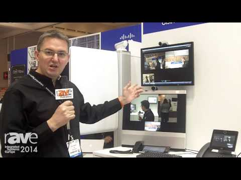 ISE 2014: Cisco Explains Collaboration Edge Architecture