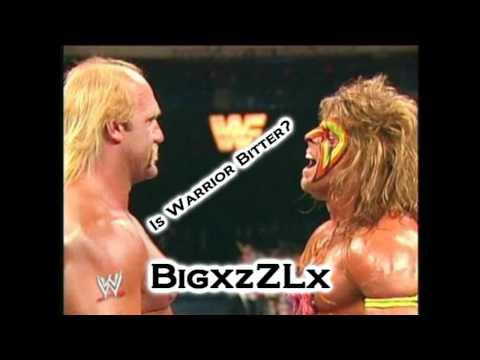 Hulk Hogan calls The Ultimate Warrior