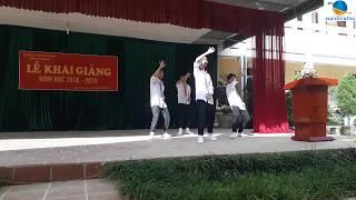 Nhảy hiện đại cực xung - Dessert  - Nguyễn Dũng