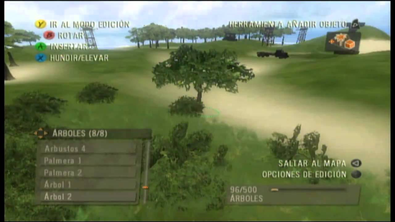 Farcry 1 Sandbox Editor Cryengine Map Editor Youtube