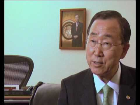 MaximsNewsNetwork: DR CONGO: U.N. PEACEKEEPERS: BAN KI-MOON TRIBUTE