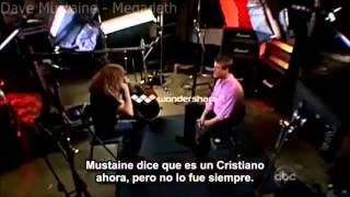 Testimonio Dave Mustaine - YouTube