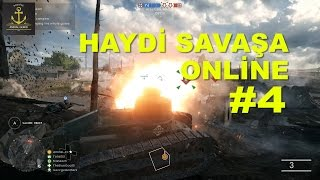 Battlefield 1 Early Enlister Online TÜRKÇE #4