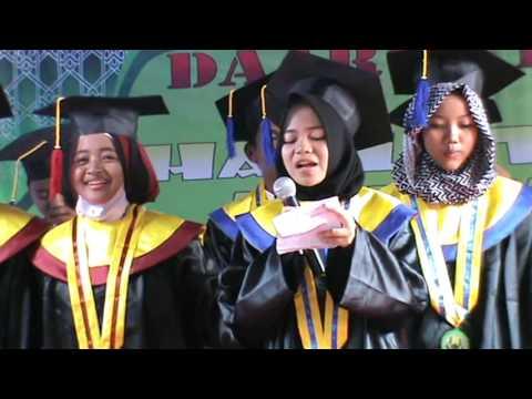 Lagu Perpisahan WISUDA SMP-SMA Mawaddah (2015-2016)