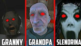 Granny VS Grandpa VS Slendrina