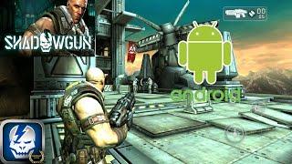 Descarga shadowgun android apk+obb MEGA Y MEDIAFIRE
