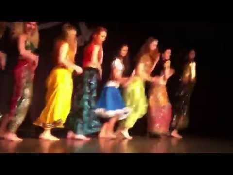 Aa Re Pritam Pyare  Rowdy Rathore Bollywood Dance Sweden video
