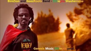 Binizion & Geezroots Band -  Efuyee Gella | እፉዬ - ገላ |