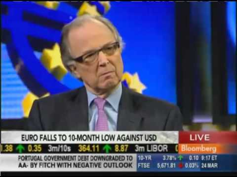 FX Concepts Taylor Says Sell Euro, Buy Asia on Recovery