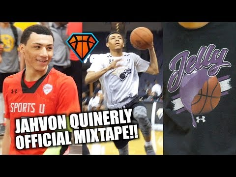 JELLYFAM's Jahvon Quinerly CRAZY Official Mixtape!! | CRAFTIEST Guard in 2018