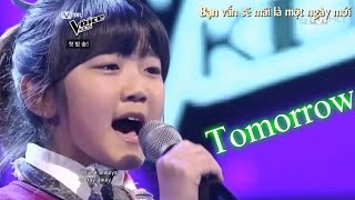 Tomorrow, Tomorrow I Love Tomorrow - Niña Coreana